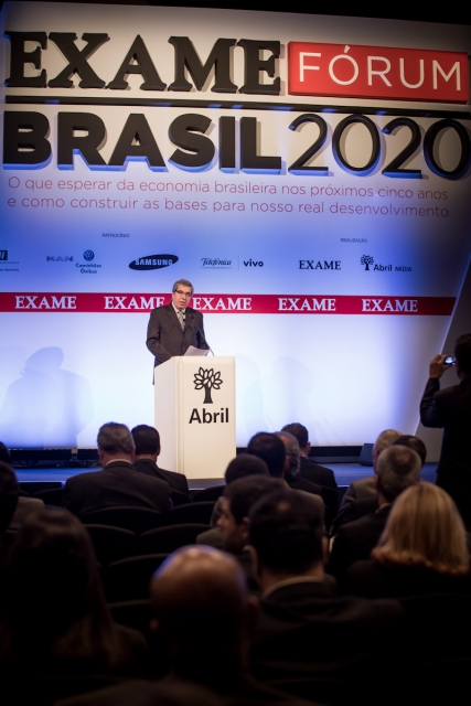 Fabio Barbosa-Presidente Executivo da Ed. Abril